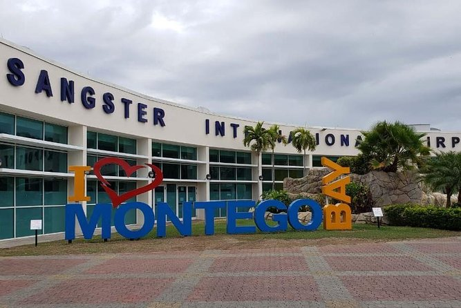 Airport Transfer MBJ Montego Bay to Kingston