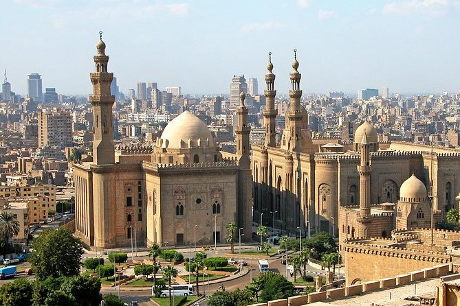3 Day Tour in Cairo and Giza including Felucca and Camel ride with private guide