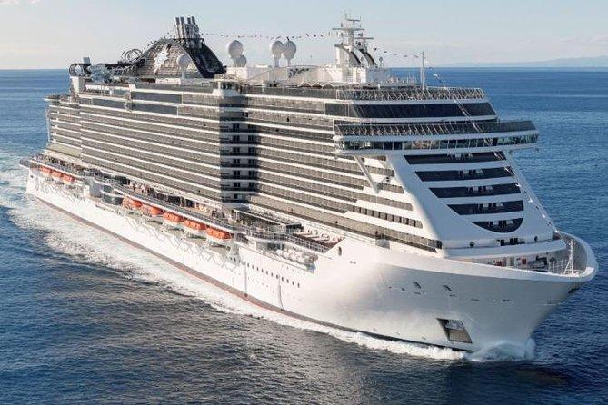 Rome Hotel to Civitavecchia Cruise Ship Port Private Transfer