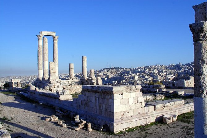 Amman - City Tour - Amman - Guided Tour