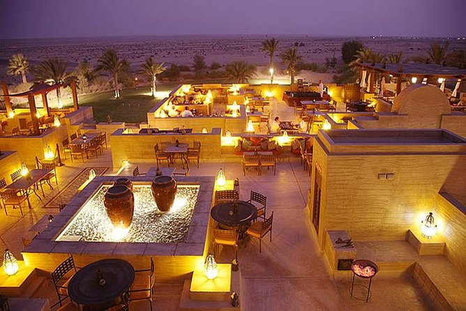Desert Safari with Bab al Shams Dinner