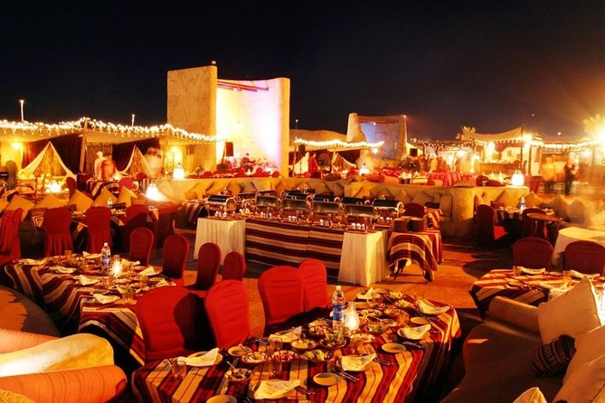 Premium Desert Safari Dubai with Private Table and BBQ Dinner