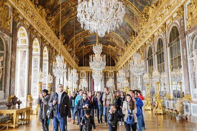 Versailles Palace Tour in Paris