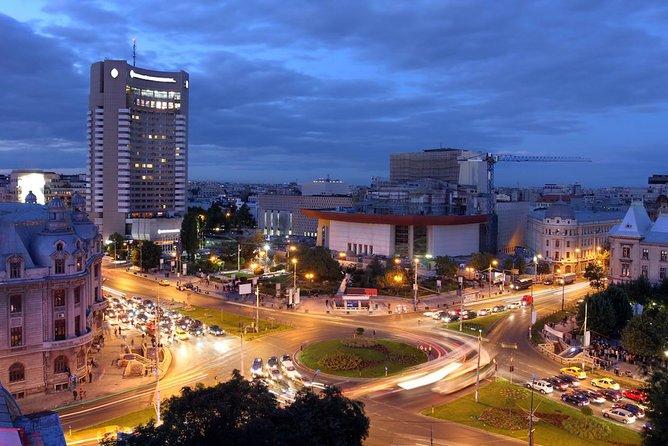Bucharest by night