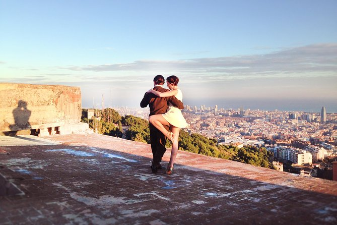 Rooftop Tango lesson & drinks at sunset
