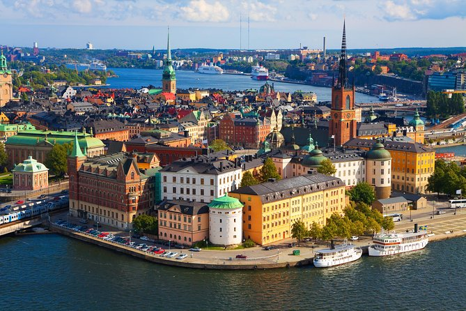 Shore Excursion: Panoramic Stockholm Highlights with Vasa Museum and Gamla Stan photo 8