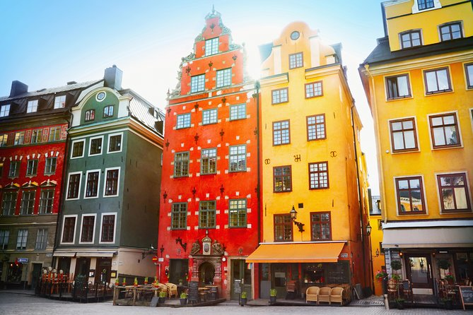 Shore Excursion: Panoramic Stockholm Highlights with Vasa Museum and Gamla Stan