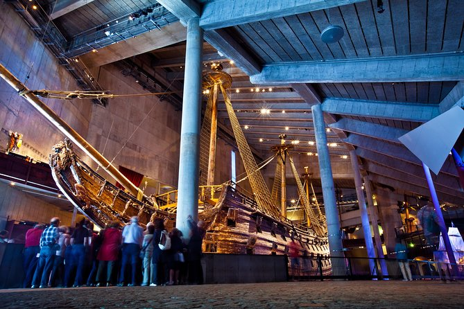 Shore Excursion: Panoramic Stockholm Highlights with Vasa Museum and Gamla Stan photo 3