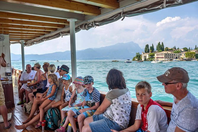 Boat tour of the islands of Lake Garda - Lazise / Bardolino / Garda