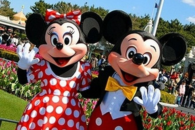 Private Transfer from Shanghai Pudong Airport to Shanghai Disneyland