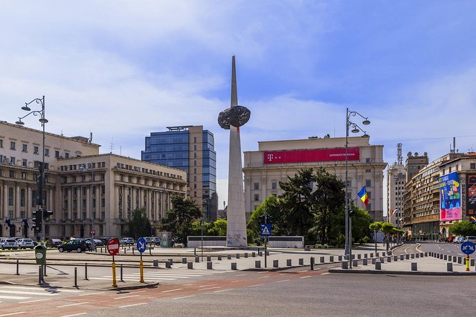 On the footsteps of communism in Romania