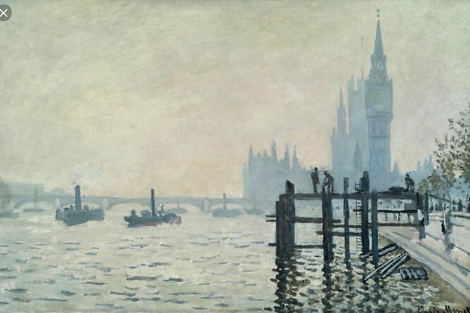 Impressionists in London: on the footsteps of Monet and Turner
