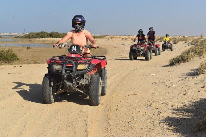 3 Hours Safari Afternoon By ATV Quad & Camel Ride - Marsa Alam