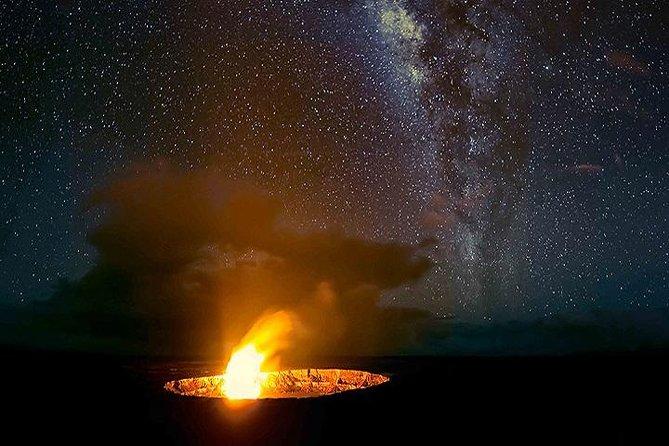 Tour - 33K One-Day Hawaii Volcano Experience from Kauai