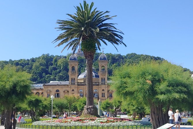 History and flavors of San Sebastian for Lunch