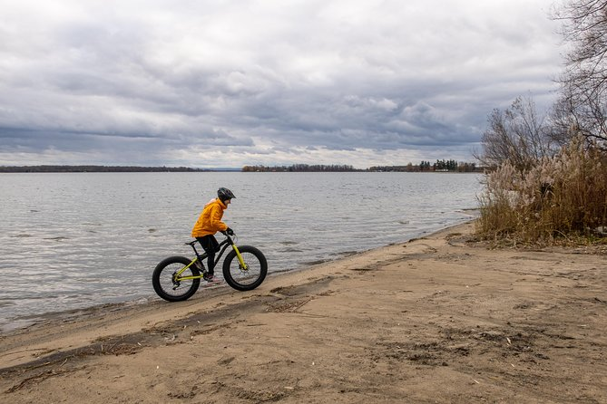 The Two Lake Fat Bike Tour and Gourmet Local Lunch