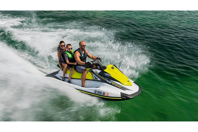 Fort Myers Jet Ski Free-Range Rental