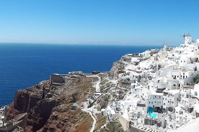 Santorini Highlights Tailor Made Tour 4 hours