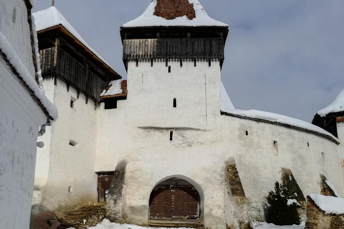 Transfers to the fortified Churches arround Sighisoara and Airport transfers