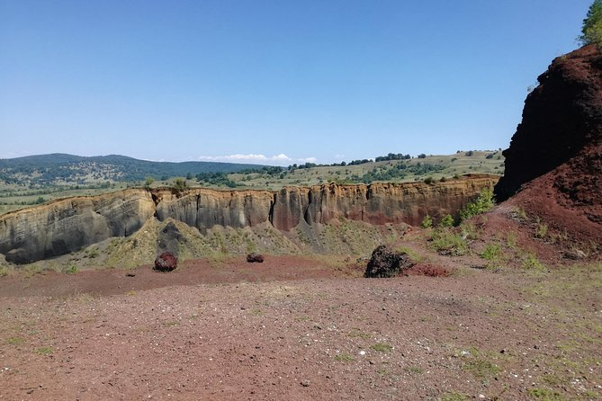 Basalt columns  Racos