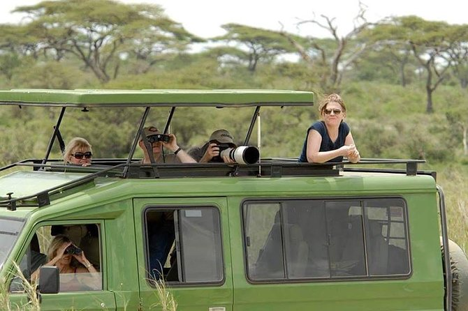 6 Days Tanzania Safari- Lake Manyara, Serengeti, Tarangire and Ngorongoro Crater