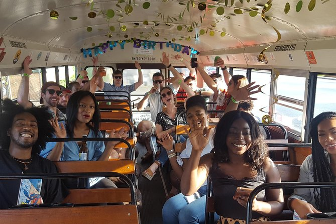 Atlanta Brewery Bus Tour with a DJ