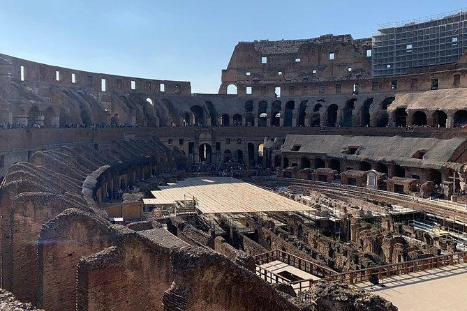Colosseum, Roman Forum and Palatine Hill Tour photo 2