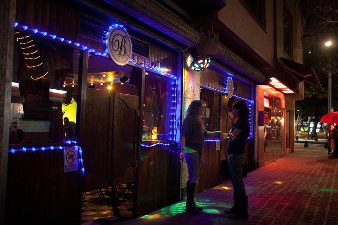 Night City Tour in Bogotá