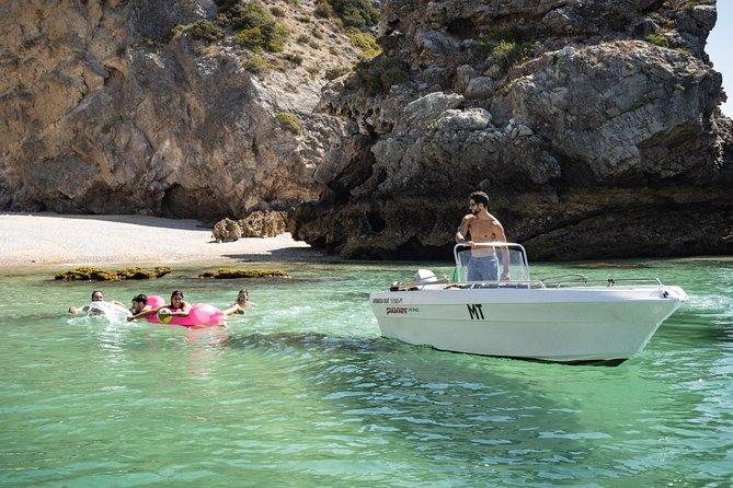 Epic Private Boat Trip to Arrábida - Full Day!