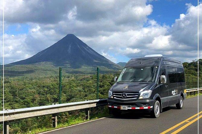 Shared Shuttle from Malpais to Monteverde | AM