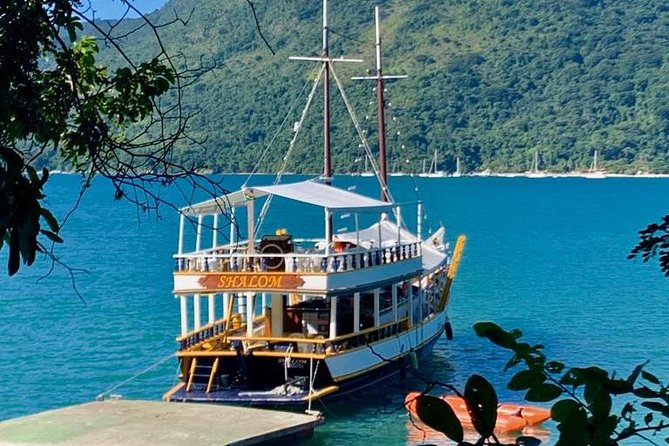 Paraty Bay Schooner Ride- RJ- Brazil
