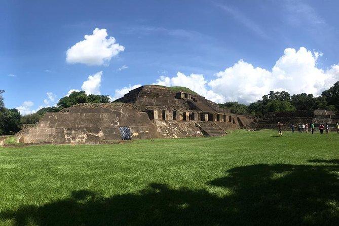Archeological Mayan Sites Tour including the Pompeii of America, Joya de Ceren