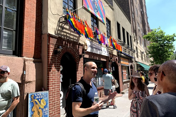 New York City LGBTQ History and Pride Tour