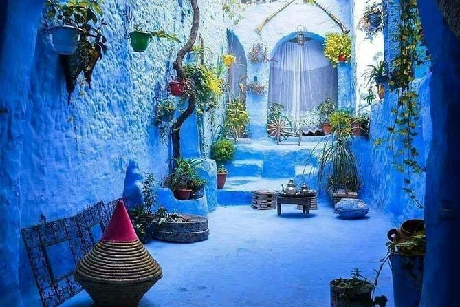 Day trip to Chefchaouen and the panoramic tour of Tangier photo 15