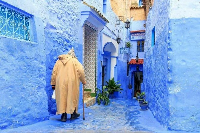 Day trip to Chefchaouen and the panoramic tour of Tangier photo 22