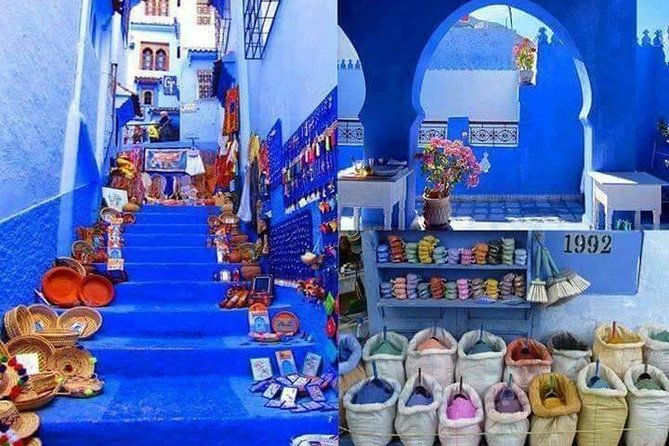 Day trip to Chefchaouen and the panoramic tour of Tangier photo 11