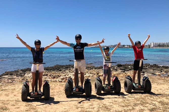 Segway Offroad Experience