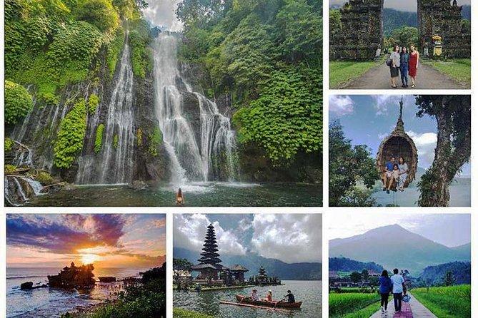 Bedugul Tanah Lot Tour - Bali Private Driver