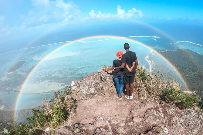 Hiking Le Morne Brabant in Mauritius - a UNESCO World Heritage Site