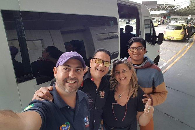 Private Transfer Rio de Janeiro to Buzios