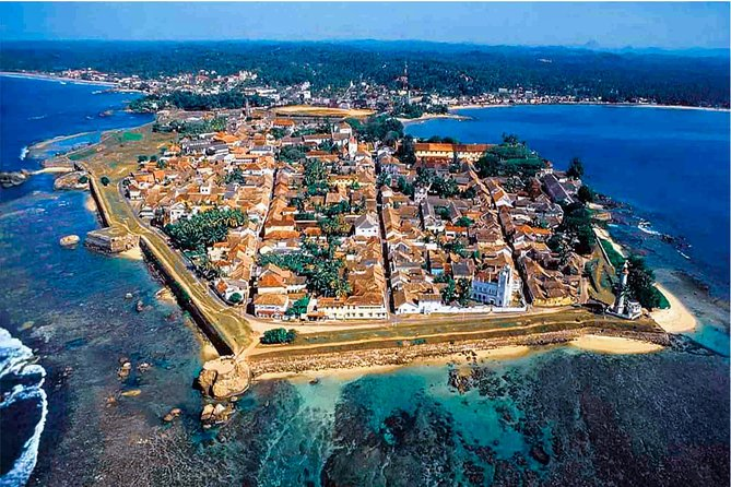 "Galle via Bentota & Maadu River Sri Lanka for ""Curd at Sunset"" Privat Day Trip"
