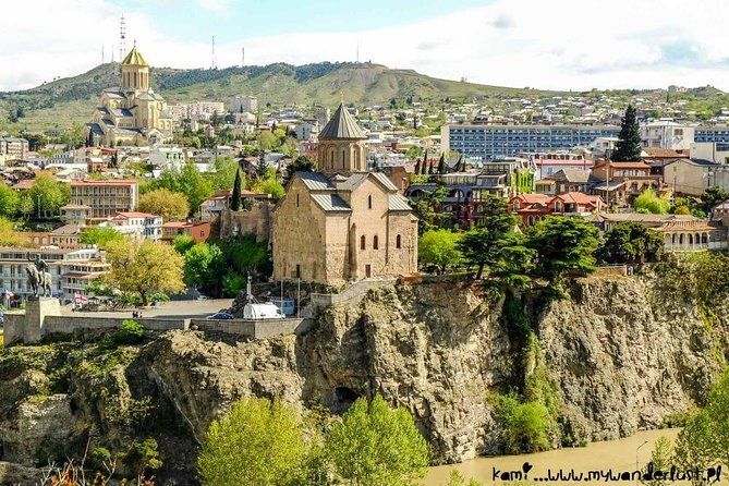 Walking Tour in Tbilisi by Local Guide