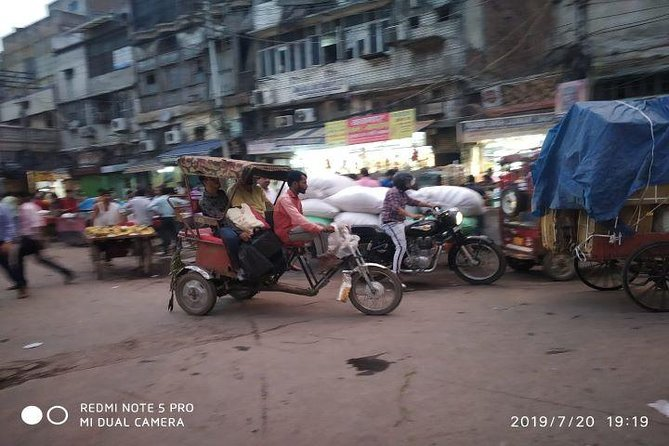 3-4 Hour Old Delhi Heritage Walk Tour with Tuk Tuk Ride Wherever Required photo 54