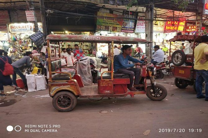 3-4 Hour Old Delhi Heritage Walk Tour with Tuk Tuk Ride Wherever Required photo 88