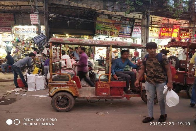 3-4 Hour Old Delhi Heritage Walk Tour with Tuk Tuk Ride Wherever Required photo 84