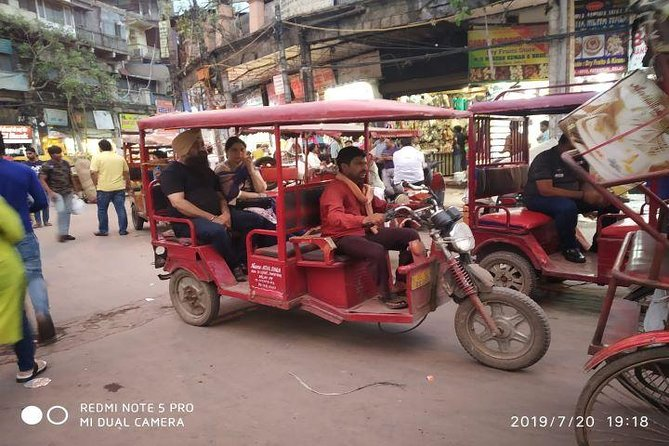 3-4 Hour Old Delhi Heritage Walk Tour with Tuk Tuk Ride Wherever Required photo 72