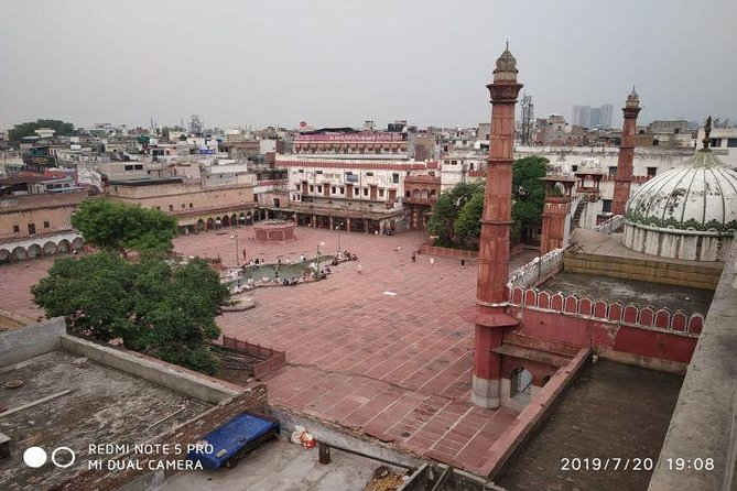 3-4 Hour Old Delhi Heritage Walk Tour with Tuk Tuk Ride Wherever Required photo 46
