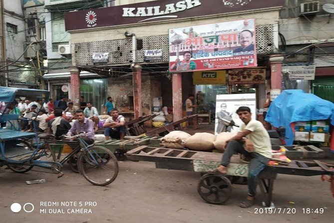 3-4 Hour Old Delhi Heritage Walk Tour with Tuk Tuk Ride Wherever Required photo 81