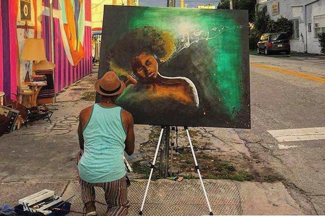 Explore Wynwood with local artist