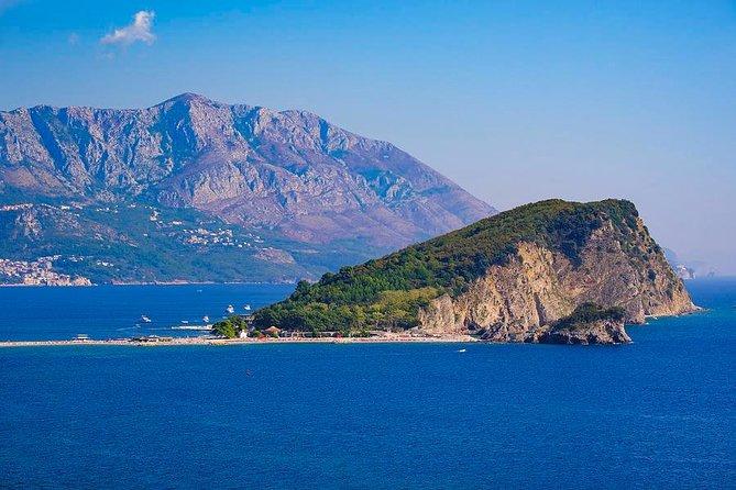 Budva Boat Trip - Ploce beach, Saint Nikola island and Saint Stefan peninsula